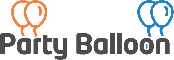 Logo Party Balloon