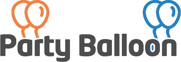 Logo Party Balloon