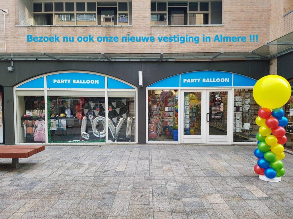 feestwinkel Almere