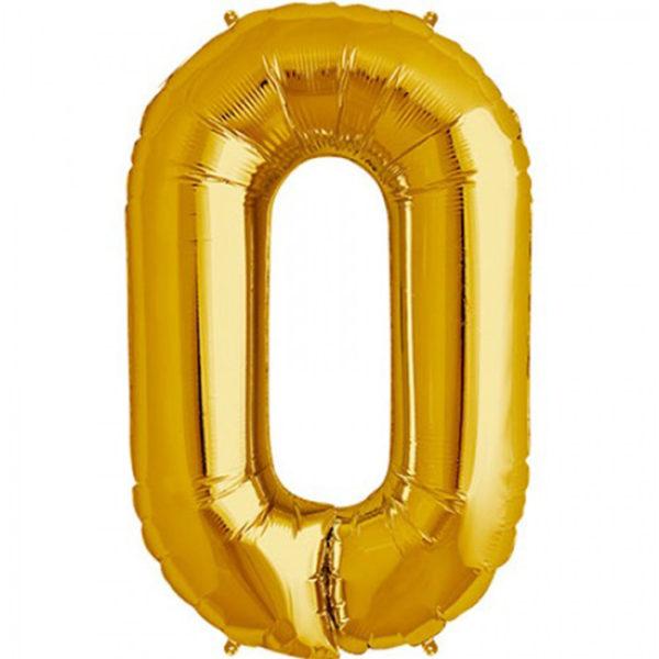 folie-cijfer-0-goud