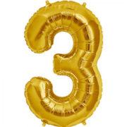 folie-cijfer-3-goud