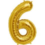 folie-cijfer-6-goud