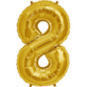folie-cijfer-8-goud