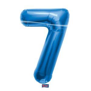 folieballon+cijfer+7+blauw+86cm