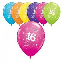 Ballonnen Leeftijden Heliumdruk
