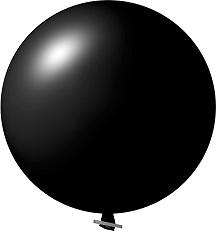36inch black