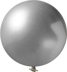 36inch metallic-silver