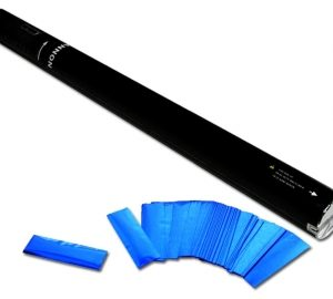 83-Shooter-80cm-confetti---metallic-blauw