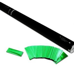 85-Shooter-80cm-confetti---metallic-groen