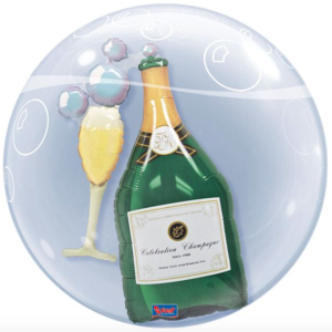 Double Bubble champagne