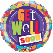 Folie get well soon
