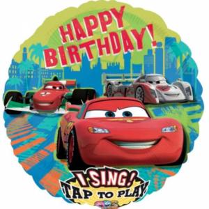 Muziekballon Cars