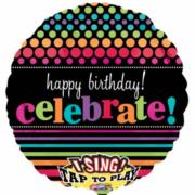 Muziekballon Celebrate