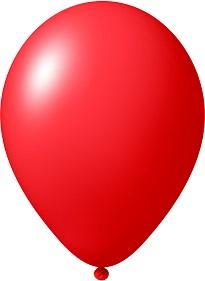 Pastel rood