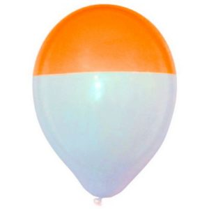 ballondipper-oranje-wit-