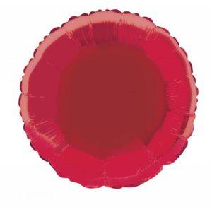folieballon-rond-rood-18inch