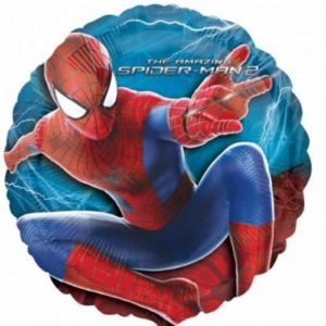 folieballon-spiderman