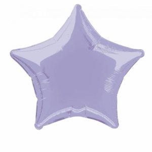 folieballon-ster-lila-20inch