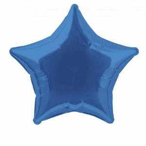 folieballon-ster-royal-blue-20inch