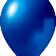 metallic donker blauw