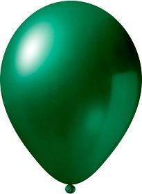 metallic donker groen