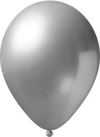 metallic zilver