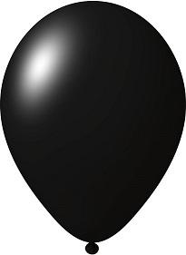 pastel zwart