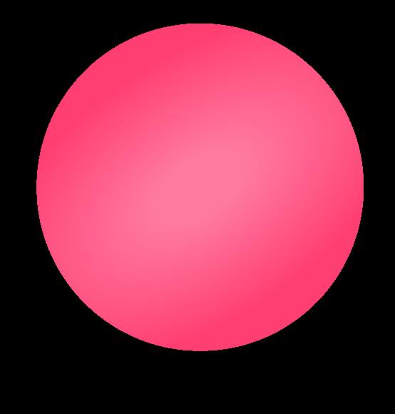 Reuzenballon fuchsia