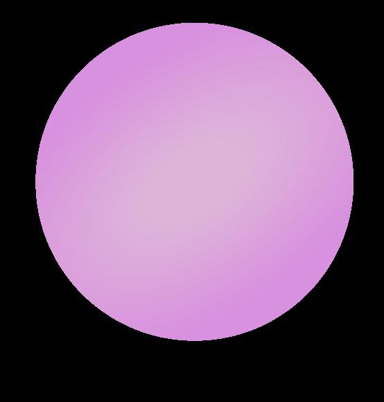 Reuzenballon lila