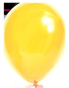Metallic geel