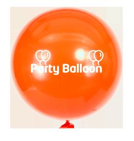 reuzenballon-bedrukt-100