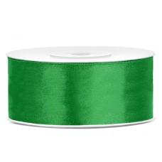 Satijnlint-groen