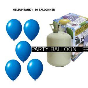 heliumtank+voor+circa+30+ballonnen DONKER.BLAUW
