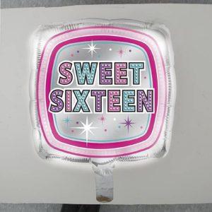 folieballon-sweet-sixteen