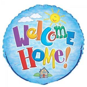 folieballon-welcome-home