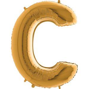 222G-Letter-C-Gold