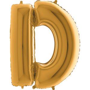 232G-Letter-D-Gold