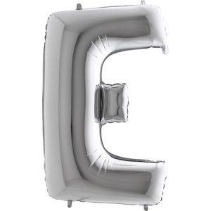 249S-Letter-E-Silver