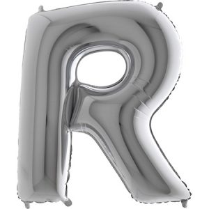 379S-Letter-R-Silver