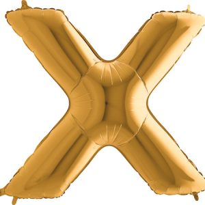 432G-Letter-X-Gold
