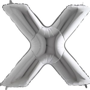 439S-Letter-X-Silver