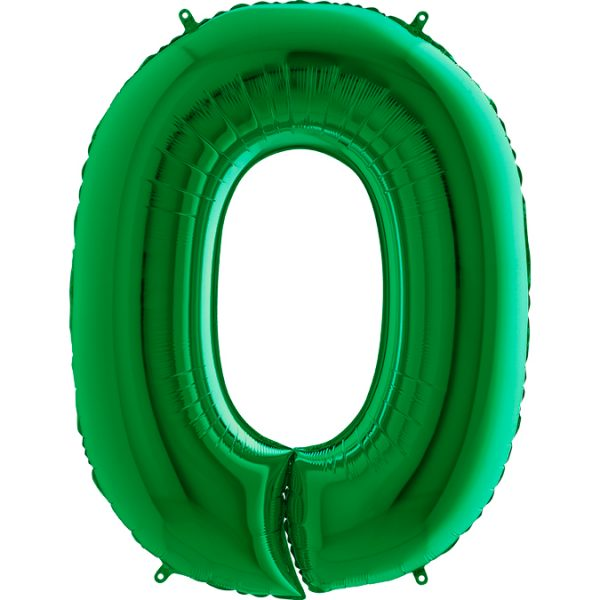030Gr-Number-0-Green