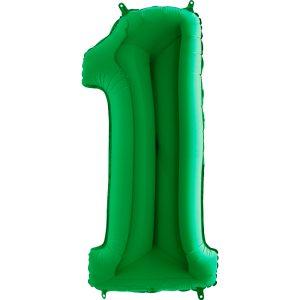 031Gr-Number-1-Green
