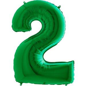 032Gr-Number-2-Green