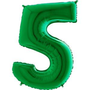 035Gr-Number-5-Green