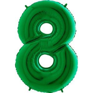 038Gr-Number-8-Green