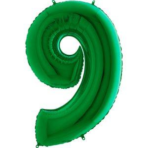 039Gr-Number-9-Green
