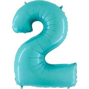062PB-Number-2-Pastel-Blue