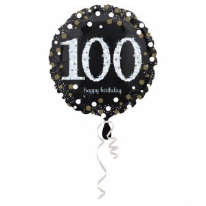 100zwart