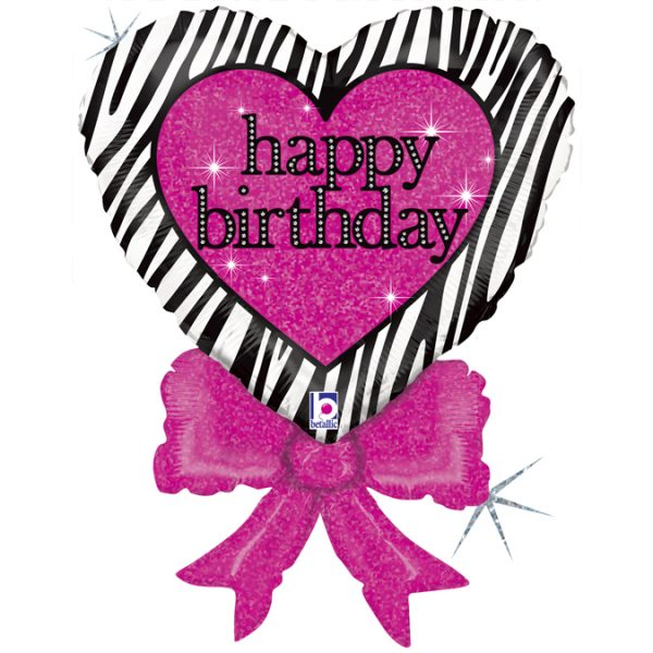 85889H-Birthday-Zebra-Heart-Bow